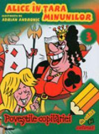 Alice in tara minunilor - Adrian Andronic