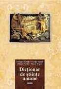 Dictionar de stiinte umane - Michel Panoff