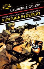 Furtuna in desert - Laurence Gough