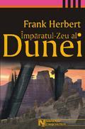 Imparatul-Zeu al Dunei - Frank Herbert