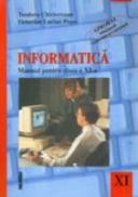 Manual - Informatica Clasa A Xi-a - Teodora Chicioreanu/Octavian Lucian Popa