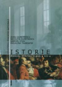Manual de istorie cls a VII a - D. Dumitrescu