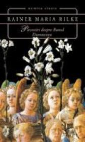 Povestiri Despre Bunul Dumnezeu - Rainer Maria Rilke