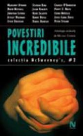 Povestiri Incredibile #2 - Antologie ingrijita de Michael Chabon