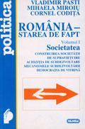 Romania - starea de fapt. Societatea - Vladimir Pasti