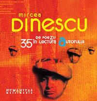 35 de poezii in lectura autorului - Dinescu Mircea