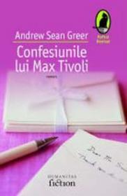 Confesiunile lui Max Tivoli - Greer Andrew Sean