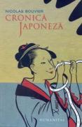 Cronica Japoneza - Nicolas Bouvier