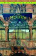 Dei delitti e delle pene/Despre infractiuni si pedepse (ed. bilingva) - Beccaria Cesare