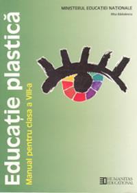 Educatie plastica. Manual pentru cl a VIII-a - Badulescu Rita