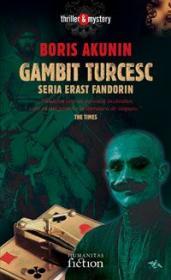 Gambit turcesc - Akunin Boris