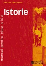 Istorie. Manual pentru clasa a IX a - **