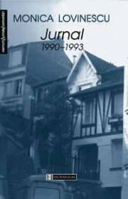 Jurnal 1990-1993 - vol. 3 - Lovinescu Monica