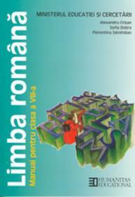Limba romana. Manual pentru cl a VIII-a - Crisan Alexandru Dobra Sofia Samihaian Florentin