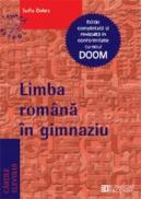 Limba romana in gimnaziu - Dobra Sofia