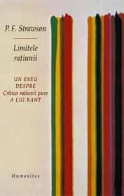 Limitele ratiunii - Strawson P. F
