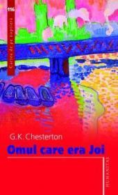Omul care era Joi - Chesterton G. K.