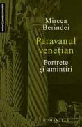 Paravanul venetian - Berindei Mircea