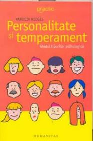 Personalitate si temperament - Hedges Patricia