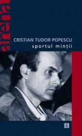 Sportul mintii - Popescu Tudor Cristian
