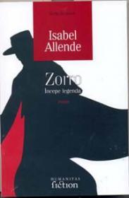 Zorro - Allende Isabel