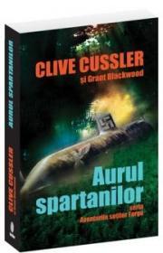 Aurul spartanilor - Clive Cussler, Grant Blackwood