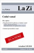 Codul vamal (actualizat la 05.09.2010). Cod 413 -