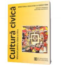 Cultura civica. Manual pentru clasa a VII-a - Dakmara Georgescu Doina-Olga Stefanescu