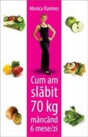 Cum am slabit 70 de kg mancand 6 mese / zi - Monica Ramirez