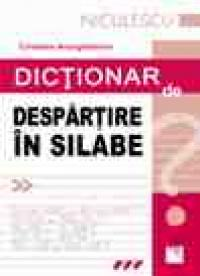 Dictionar de despartire in silabe - Cristiana Aranghelovici
