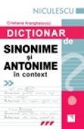 Dictionar de sinonime si antonime in context - Cristiana Aranghelovici