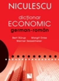 Dictionar economic german roman - Bert Rurup, Margit Enke, Werner Sesselmeier