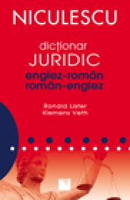 Dictionar juridic englez-roman / roman-englez - Ronald Lister, Klemens Veth