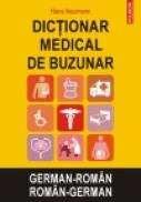 Dictionar medical de buzunar german-roman/roman-german - Hans Neumann