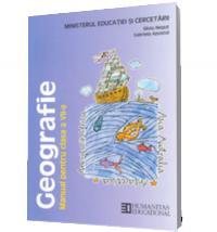 Geografie. Manual pentru clasa a VII-a - Silviu Negut, Gabriela Apostol