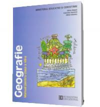 Geografie. Manual pentru clasa a VIII-a - Silviu Negut, Gabriela Apostol, Mihai Ielenicz