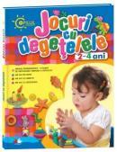 Jocuri cu degetelele 2-4 ani -