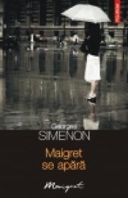 Maigret se apara - Georges Simenon