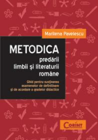 Metodica predarii limbii si literaturii romane  - Marilena Pavelescu