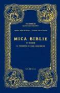 Mica Biblie cu icoane la indemana tuturor crestinilor - Nicodem, Episcopul Husilor, Arhim. Iuliu Scriban, Iconom. Pavel Savin