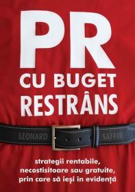 PR cu buget restrans - Leonard Saffir