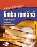 Stiu foarte bine la ... Limba romana, clasa a II-a - Cleopatra Mihailescu , Tudora Pitila