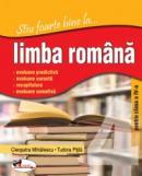 Stiu foarte bine la...limba romana, clasa a IV-a - Cleopatra Mihailescu , Tudora Pitila
