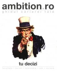 Ambition.ro - Ghidul carierei tale - ***