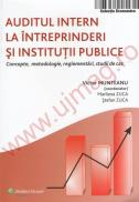 Auditul intern la intreprinderi si institutii publice - Victor Munteanu