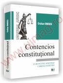 Contencios constitutional - Curs pentru masterat cariera judiciara - Cristian Ionescu