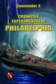 Cronicile experimentului Philadelphia - Commander X
