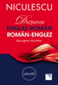 Dictionar englez-roman/roman-englez: uzual - Georgeta Nichifor
