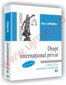 Drept international privat - Editia a II-a - Dan Lupascu