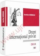 Drept international privat - Aurelian Gherghe